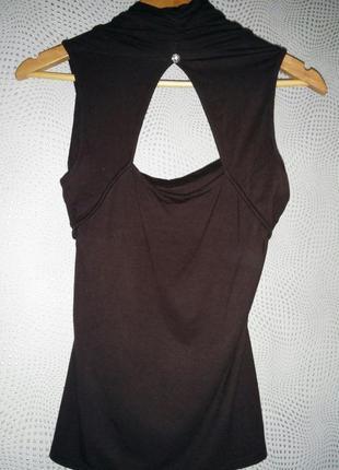 Топ блуза трикотаж