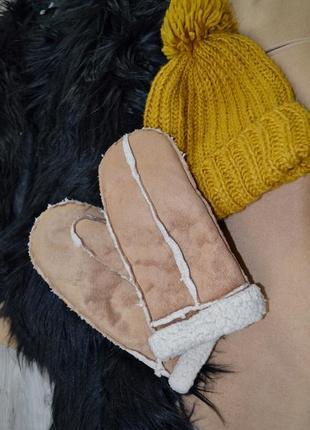 Теплі рукавички george