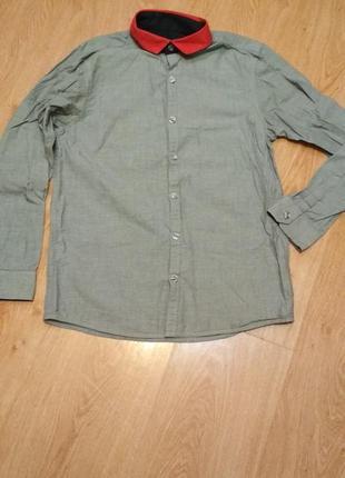 Стилтная, фирменная рубашка