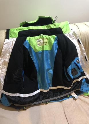 Лижна куртка фірми fishbone