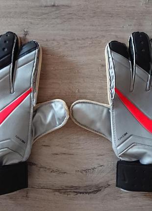 Перчатки вратаря тренировочные найк nike gk размер 10
