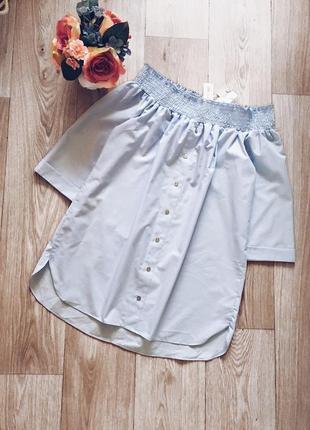 Шикарная новая блуза(блузка) s,m,l размер с биркой