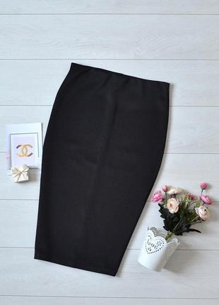 Чудова плотна юбка карандаш h&m.