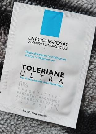 Toleriane ultra la roche-posay уход для сверхчувствительной кожи.
