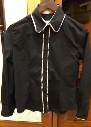 Рубашка,блуза хлопок burberry.