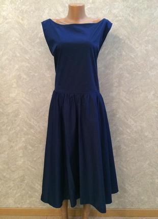Платье миди размер 10-12 lindy bop