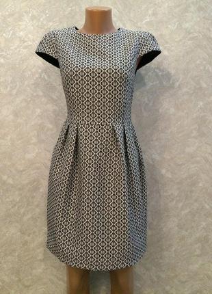 Платье из плотной ткани miss selfridge
