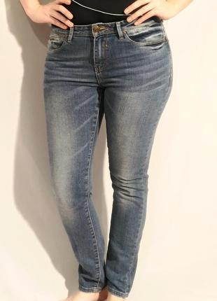 1883/90 плотные джинсы peacocks l