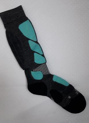 Спортивные лыжные носки термоноски термо ski crivit sports 35-36