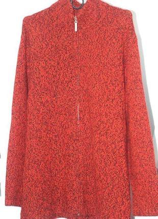 Роскошный теплый свитер 100% кашемир peter hahn 50-52 шик