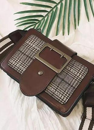 Крута сумка, сумочка кросбоди через плечо