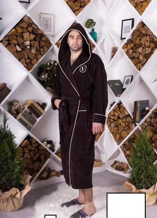 Очень красивый халат victoria р. xl-2xl