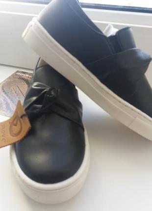 Move by melton дания кожаные туфли, сникерсы. размер 29