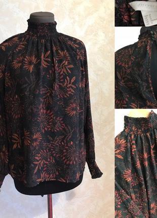 Красивый блузон в идеале m/l