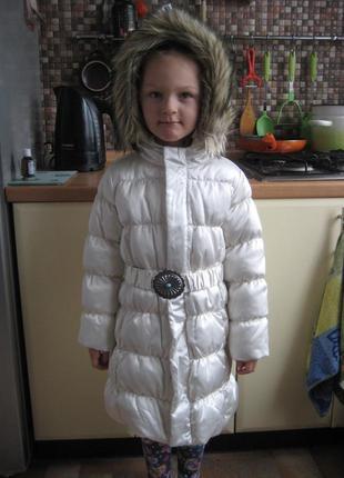Пуховое пальто ralph lauren (ральф лорен)