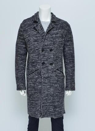 Отличное стильное модное пальто с последних коллекций zara man