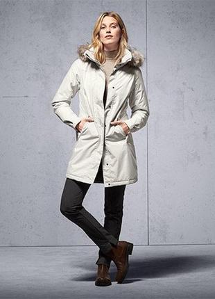 Зимнее термо пальто, мембрана 3000 от тсм tchibo (чибо), германия , размер укр 46-48