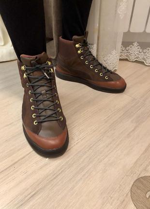Ботинки puma (оригинал)