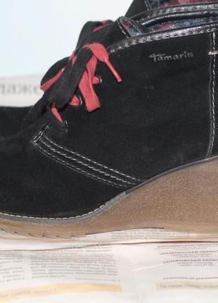 Стильные ботинки ботильоны tamaris 39-40