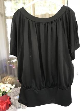 Ликвидация лета!распродажа!!оригинальная блуза/ блузка большого размера dunnes