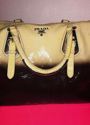 Сумка miu miu оригинал Prada, цена - 900 грн,  7603249, купить по ... e755d0568a3