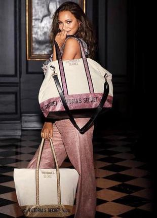 Набор дорожных сумок victoria's secret оригинал