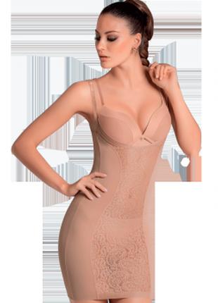 Утягивающее платье без чашек dalia