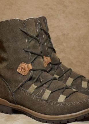 Термоботинки merrell emery lace ботинки зимние. оригинал. 37 р./23.5 см