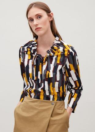 Стильная блузка cos, новая!