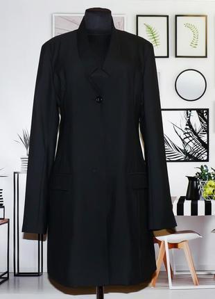 Тренч-пальто полушерстяное легкое
