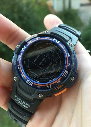 Часы casio sgw-100-2bc оригинал