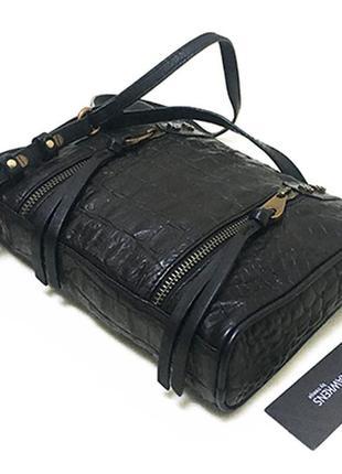 Кожаная сумка кроссбоди joelle hawkens оригинал из сша