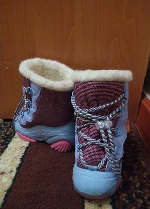 20-21 р. шикарная, фирменная  обувь для малышки