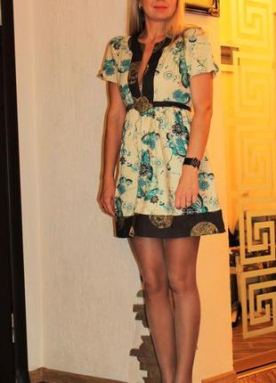 Лёгкое  платье  only