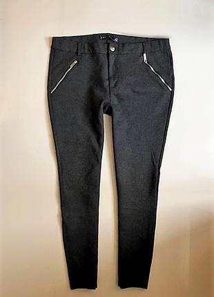 Завужені трикотажні брюкиamisu,p.eur 42