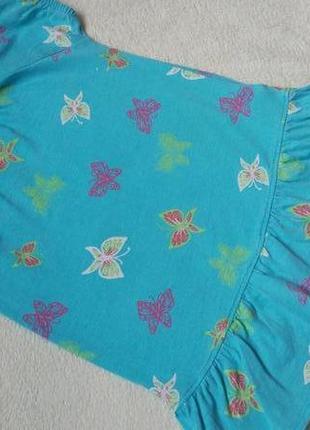 Красивое платье сарафан topomini на 1,5 года рост 86 см