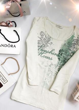Bonita приятная нежная блузка вискоза