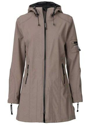 Ilse jacobsen softshell raincoat демисезонный плащ,дождевик