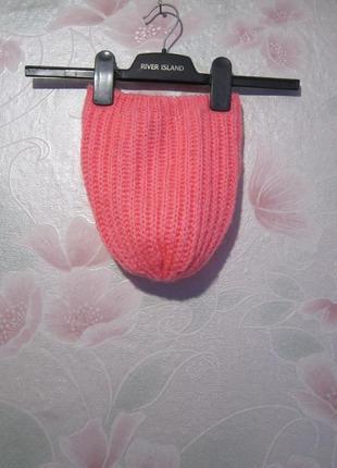 Стильная вязаная шапка от h&m