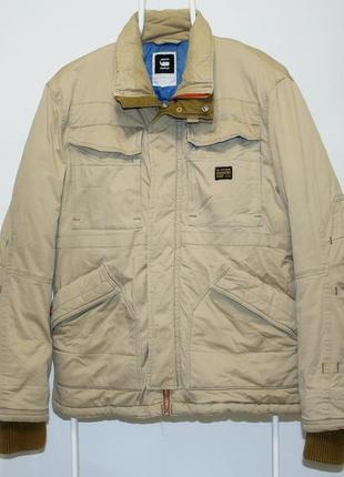 Тёплая  куртка  g-star raw (зима)