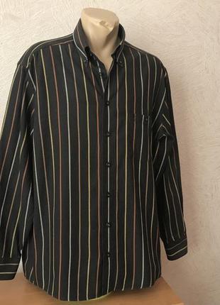 Casa moda sports- стильная рубашка, германия, l-xl