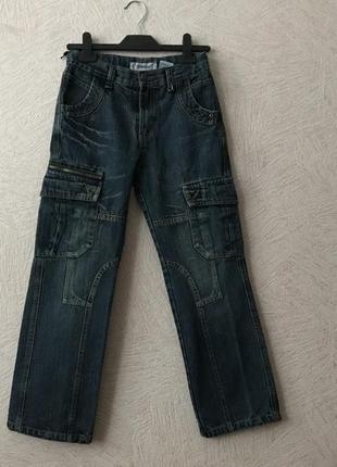 Chilong-стильные джинсы, 11-12 лет, сост.идеал