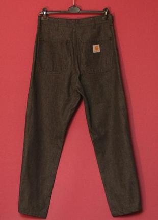Carhartt рр 32 32 simple pant  износостойкие брюки из денима