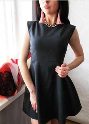 Платье нежное классика