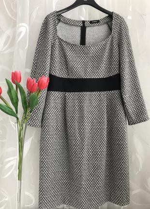 Люксовое ♥️👑♥️ шерстяное платье max co (max mara), m-l.