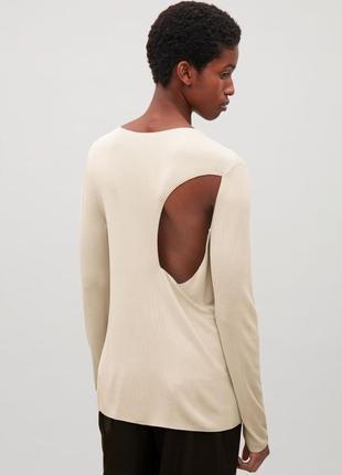 Оригинальная блуза cos  l