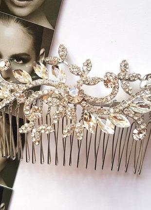 Свадебный гребень для волос, гребень для волос,гребень свадьба, аксессуары для свадьбы