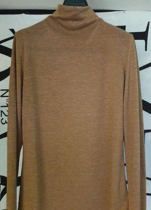 Базовый свитерок от basic  каппучино