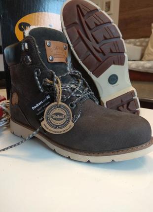 Зимние ботинки dockers by gerli