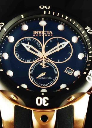 Invicta venom 5733 наручные швейцарские часы хронограф